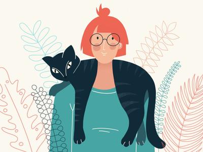 Cat girl 🐱