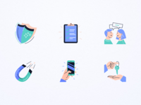 Flatfair icons 💙