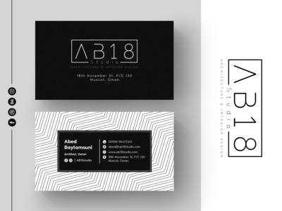 Pattern Business Card Design | MUUDY