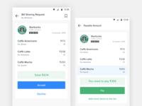 Split Bill Android
