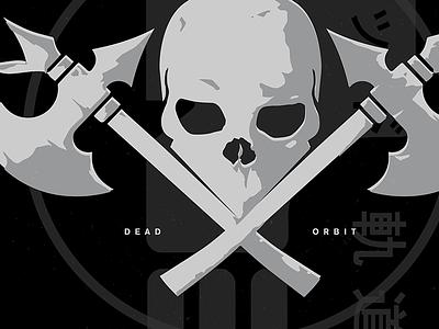 Dead Orbit skull apparel t-shirt dead orbit destiny bungie