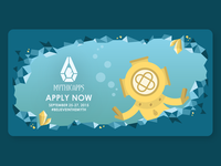MythicApps Diver Apply Banner