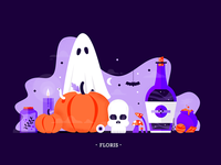Ready for Halloween ?