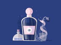 Girly potion