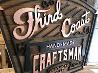 Third Coast Craftsman sign