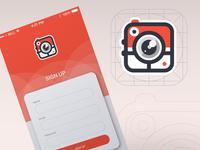 tinycam app concept