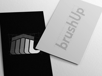 brushUp logo