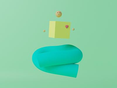 Geometric Character character design characterdesign blender 3d art 3d illustration trends