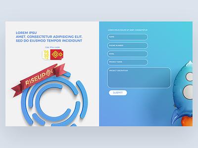 Form UI mobile apps up start form trends design ux ui