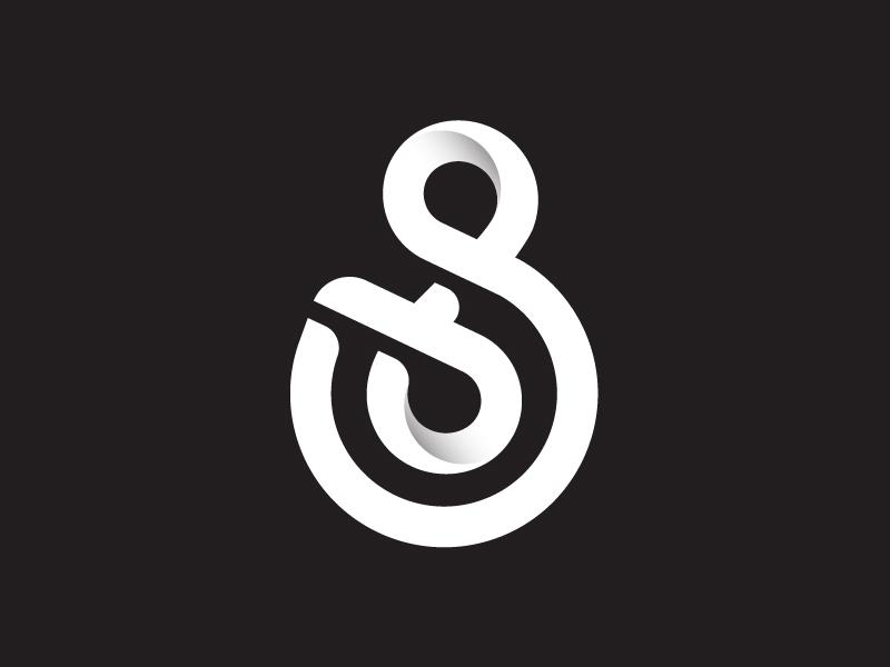 ტ-T design logo typography icon