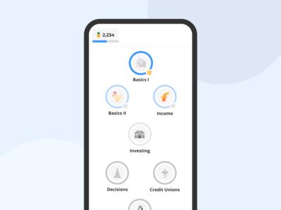Financial Education App
