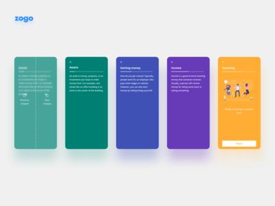Zogo financial learning app