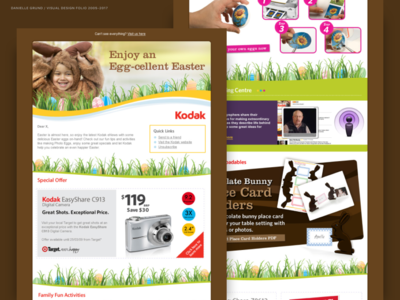 Kodak EDM 2009 Easter