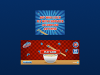 All star karate campaign interactive banner