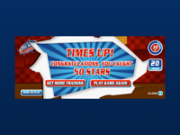 All star karate campaign interactive banner - timesup