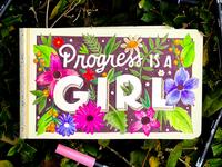 Progress is a Girl