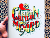 Lettering Cities Series - Cancun