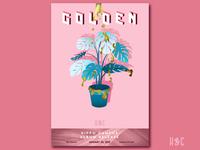 Golden Poster Pt. 1