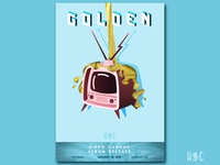 Golden Poster Pt. 2