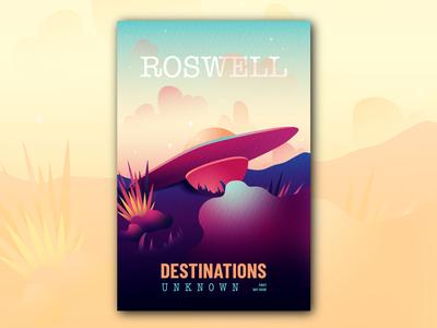 Roswell Illustration