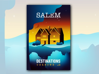 Salem Illustration