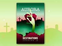 Aurora Illustration