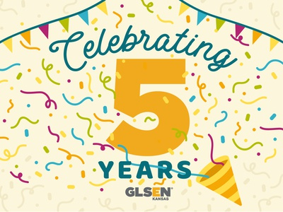 GLSEN Kansas Birthday