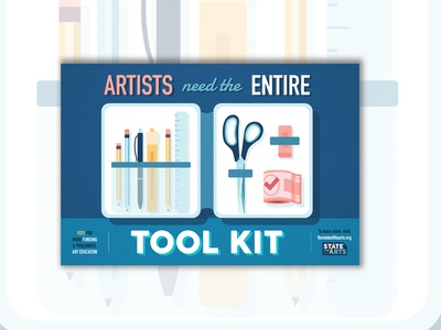 Artists Need the Entire Tool Kit