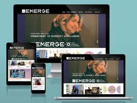 AIGA EMERGE Website