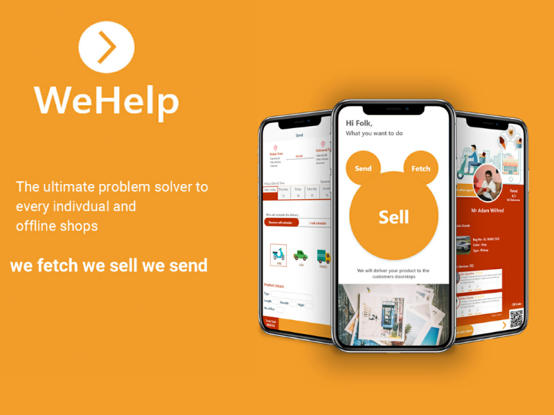 Wehelp shop sell transporraion