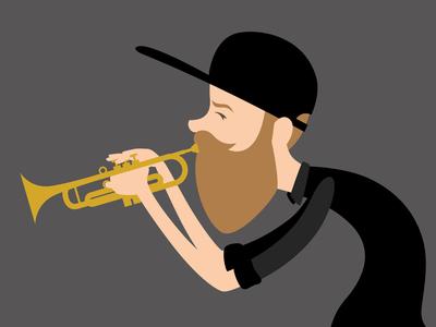 Mathias Eick & Avishai Cohen trumpet players