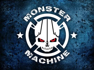 Monster Machine logo