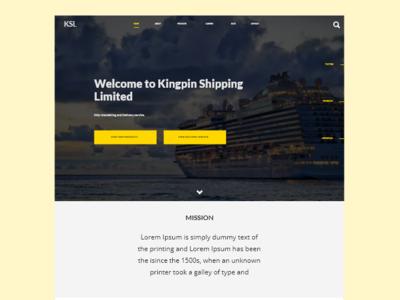 Landing Page UI web design website design design adobexd ux  ui ui deisgn landing page
