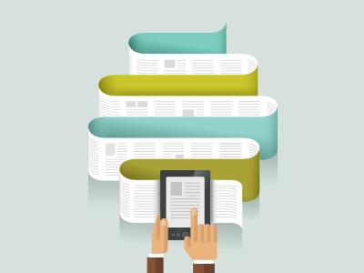 Ebook illustration