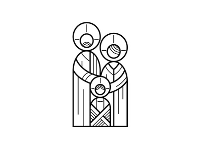 holy family, nativity