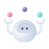 Robot Juggler  🤖🤹🏽♀️