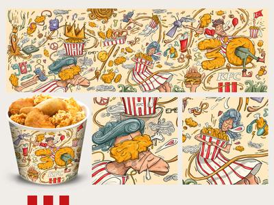 KFC Turkey 30th Year Bucket Design Competition
