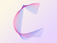 C typography experiment
