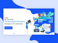 Digital Marketing (Social Media)