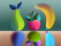 Psychedelic fruits