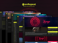 onRepeat - Discover the Music You Love
