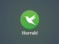 Hurrah Logo Proposal