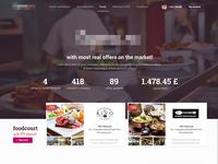 Restaurant Offers Project - work in progress