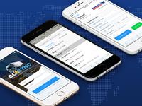 Logistics & Supply Chain Mobile Application - work in progress