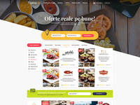 Restaurant Offers Project - work in progress 2