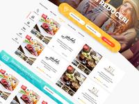 Restaurant Offers Project - work in progress 3