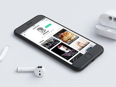 Money & Time Organizer iOS App UI/UX - 2nd screen - Sketch ux user ui sign up organize money log in iphone ios interface design app