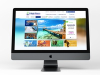 Travel Agency Country Main Page