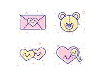 Valentine Icons 2