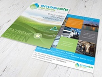 Envirosafe Flyer Design